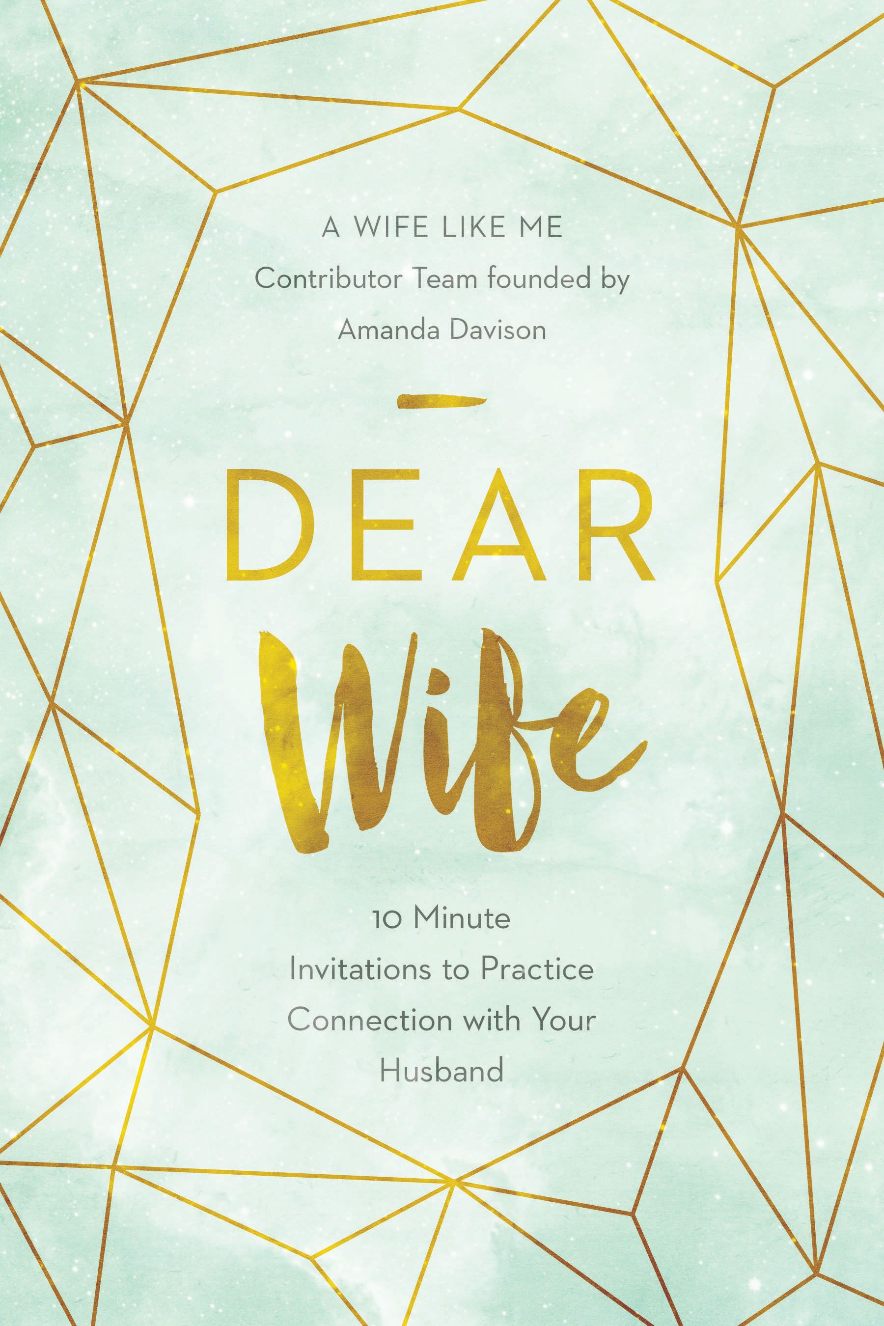Dear Wife Book