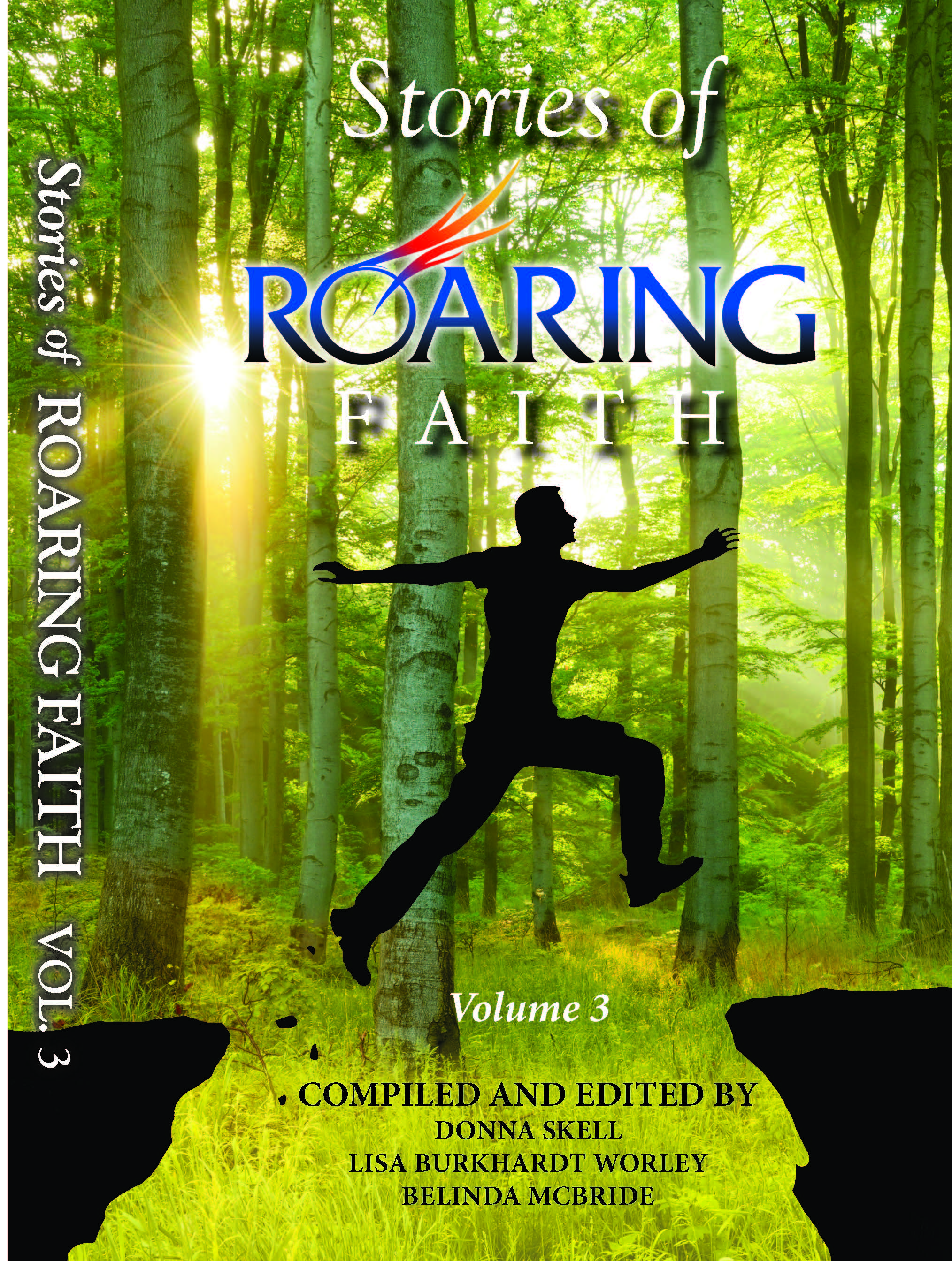 Roaring Faith Book